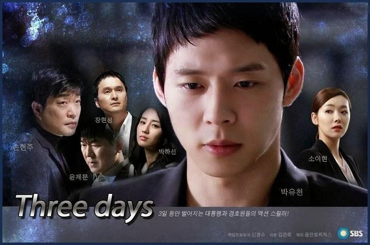 Three Days - Korean Drama Review