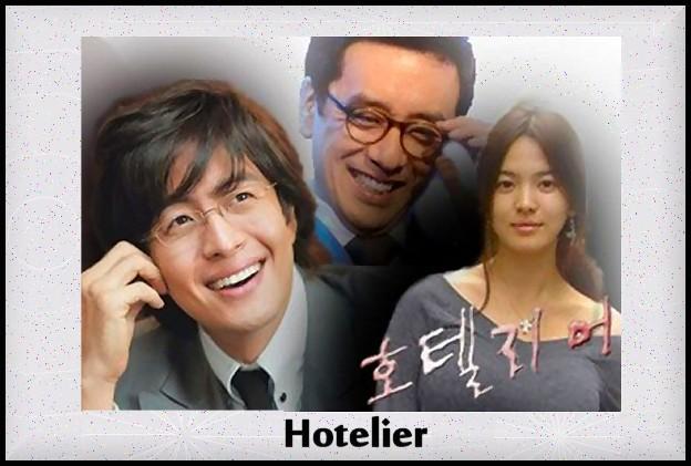 Hotelier (2001) Korean Drama Review
