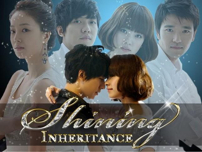 Znalezione obrazy dla zapytania Shining Inheritance cast