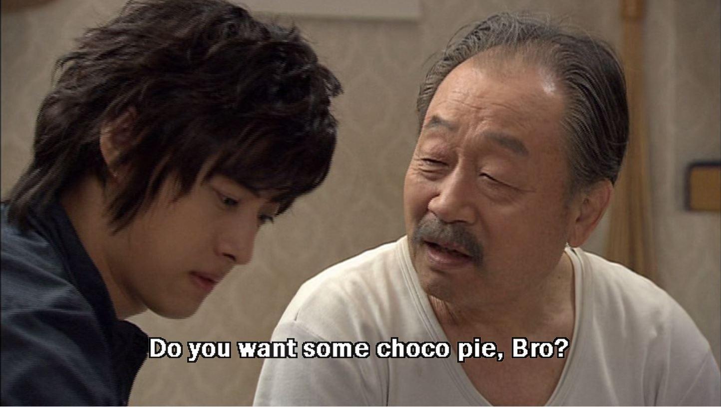 Thank You (2007) Korean Drama Review