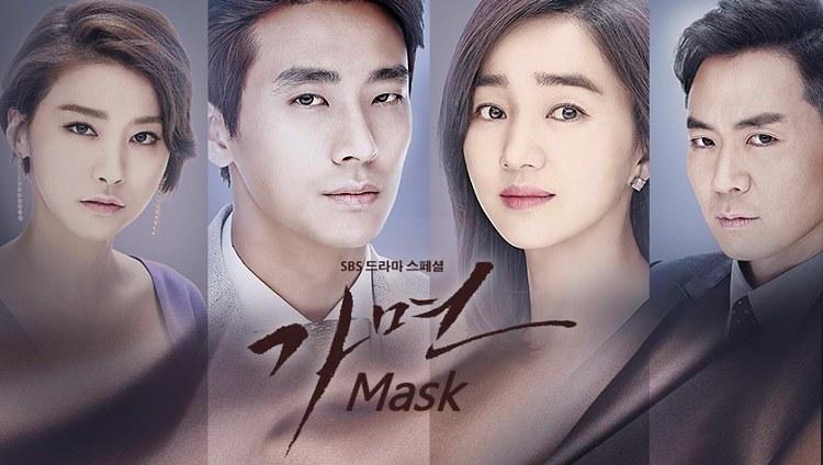Mask - Korean Drama Review, Melodrama