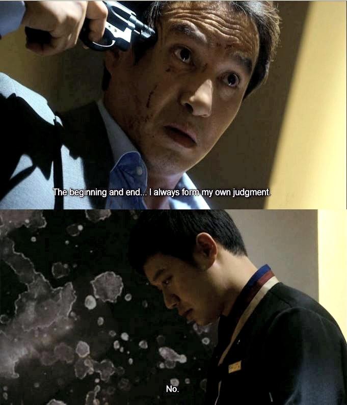 Master: God Of Noodles aka Master Of Revenge, Korean Drama
