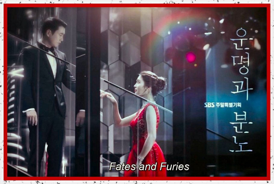 Fates And Furies Korean Drama Review
