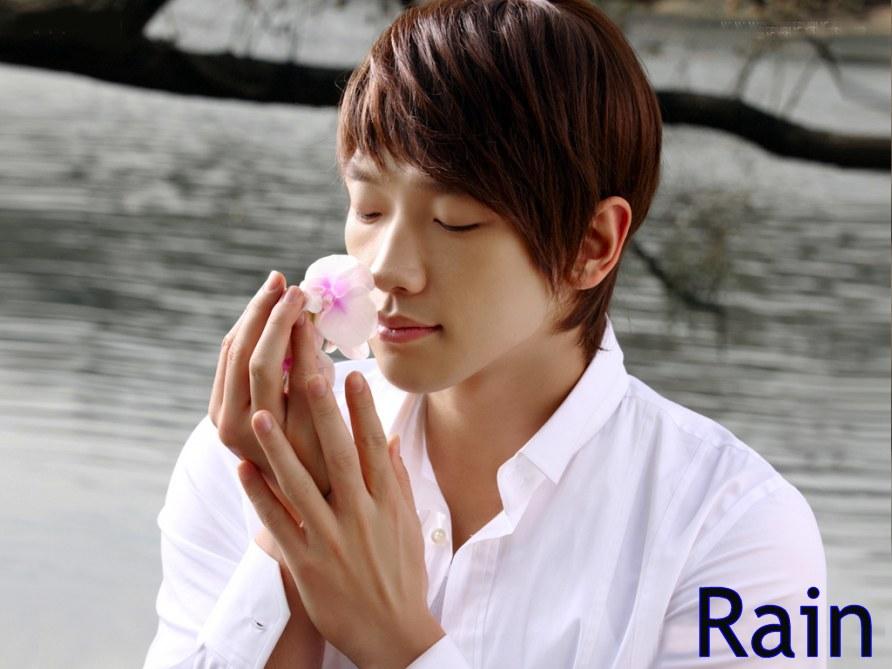 Korean Actor - Singer Rain Picture Gallery