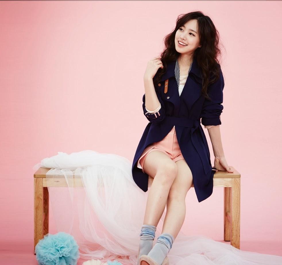 Korean Actress Se Yeon Jin Picture Gallery