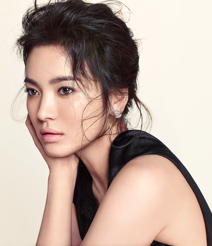Korean Actress Hye Kyo Song Picture Gallery