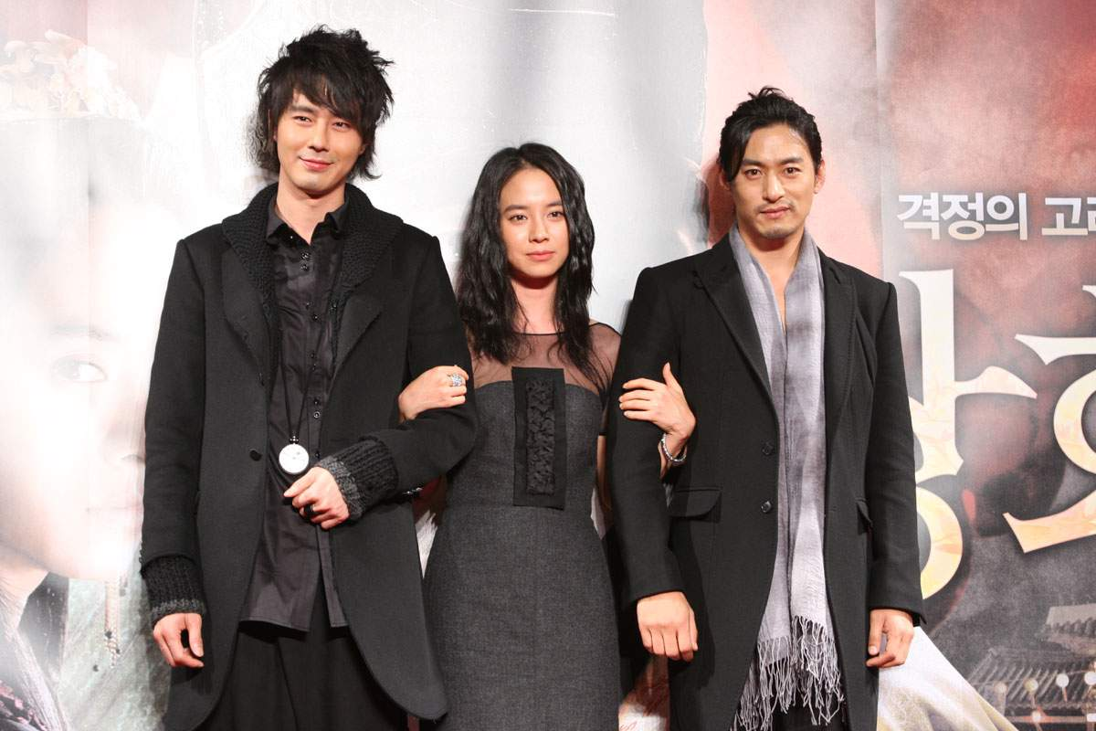 Korean Actor Joo Jin-mo Picture Gallery