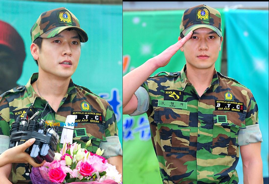 Korean Actor Hyun Jae Jo Picture Gallery 49 Days