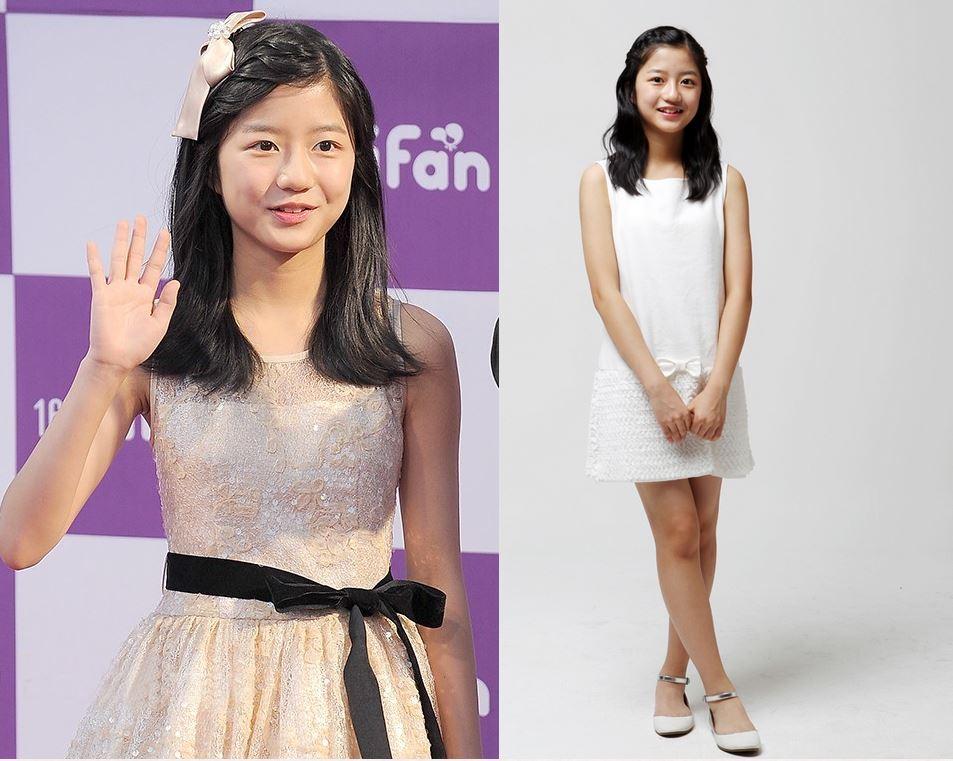 Korean Actress Hyun Soo Kim Picture Gallery