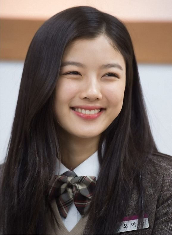 korean actress yoo jung kim picture gallery