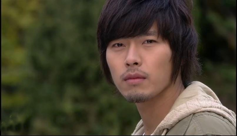 Hyun Bin in The Snow Queen