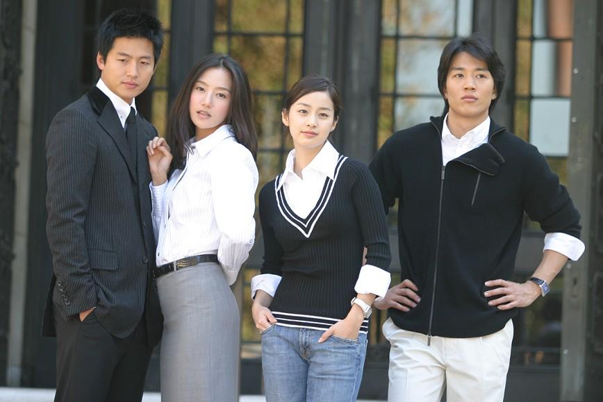 Love Story In Harvard (2004) Korean Drama Review