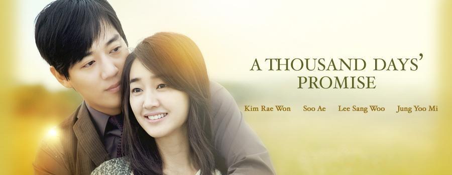 Drama Korea Tersedih Sepanjang Masa A Thousand Day Promise