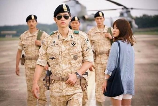 Descendants Of The Sun - Korean Drama Review
