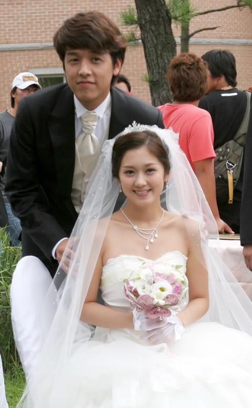 Jang Hyuk Wedding 1