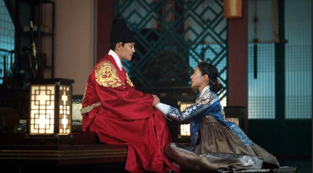 The Crowned Clown - Historical Korean Drama Starring Yeo Jin Goo ...